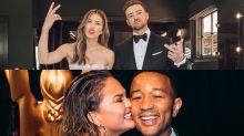 Las parejas de Hollywood que se lo pasaron en grande en los Emmys