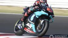 """MotoGP: Quartararo está """"se acostumando"""" à problemática Yamaha"""