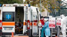 Italy reports 224 coronavirus deaths on Saturday, 10,176 new cases