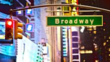 See Broadway stars perform in NYC streets after blackout cancels shows