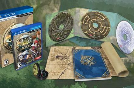 Ys: Memories of Celceta special edition priced, detailed