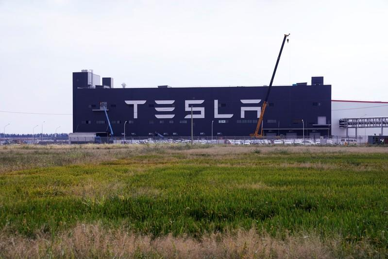 Tesla says Shanghai plant ready for production