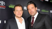 Ben Affleck and Matt Damon Are Reuniting for Ridley Scott's 14th Century Drama The Last Duel