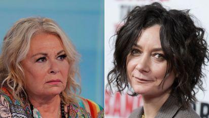 """""""Mein Leben und die Show zerstört"""": Roseanne Barr macht Sara Gilbert für das Ende von """"Roseanne"""" verantwortlich"""