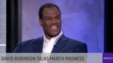 David Robinson: 'The NCAA shouldn't be the enemy of the athlete'