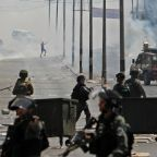 Third Palestinian killed amid clashes in Jerusalem, West Bank: ministry