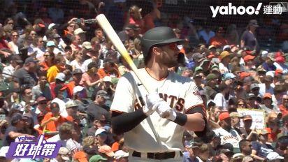 舊金山新老大首戰就開轟 Rizzo再扮洋基關鍵先生 - Yahoo好球帶#0802-1