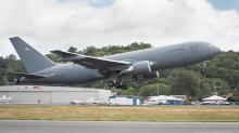USAF quiet on delivery schedule for Boeing KC-46 tanker to Wichita