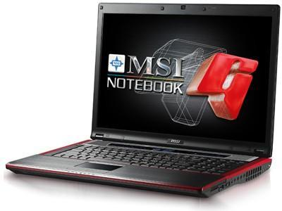 MSI's Turbo Drive-equipped GX723 gaming laptop unveiled
