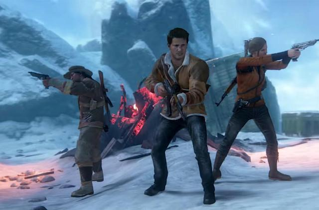 'Uncharted 4' adds a survival mode with a few twists