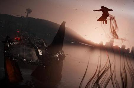Infamous: Second Son ships with major day-one patch