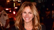 Julia Roberts Has Her Lightest Blonde Hair Color in Nearly 30 Years