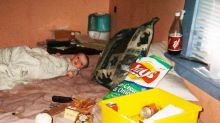 'Yes, those are needles': Tragic story behind photo of baby in squalid bedroom