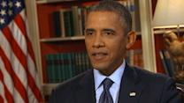Obama Defends Policy on Syria in Exclusive Interview