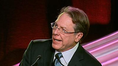 LaPierre: Obama Casts NRA As 'Absolutists'