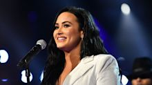 "Demi Lovato says she's ""feeling so grateful"" two years since her overdose"