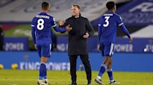 Brendan Rodgers plays down title talk but relishing challenge