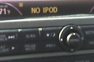 Solution for broken car interfaces with new iPod software