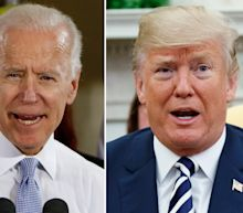 Biden lead over Trump jumps 8 points in ABC News/Washington Post poll
