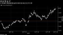 日本10年期國債殖利率升至零 為3月份以來首次