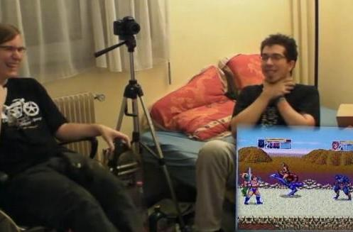 French hackers connect a shock collar to a Sega Genesis, let obscenities fly (video)