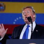 Trump urges Venezuelan military to abandon Maduro or 'lose everything'