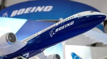 Dow ends lower pressured by Boeing, Johnson & Johnson, despite good earnings