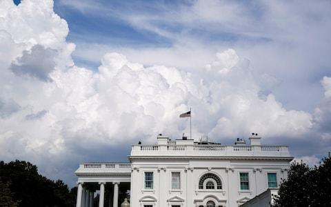 White House requires repairs - Credit: Joshua Roberts/Reuters