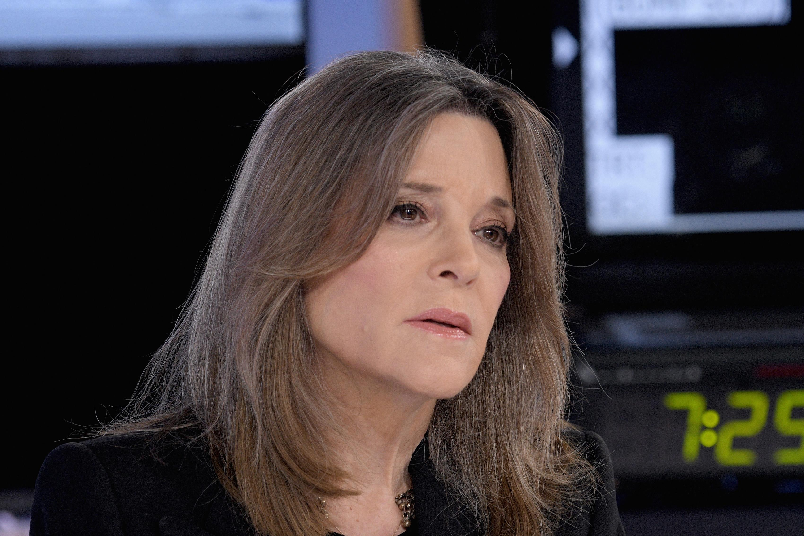 Marianne Williamson supports Yang's UBI but says 'it's not the second coming of Christ' for student loan crisis