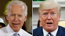 Biden lead over Trump jumps 8 points in ABC News/Washington Post poll