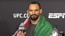 Michel Pereira gets even with Zelim Imadaev for UFC Vegas 9 weigh-in slap