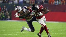 Falcons trade Sanu to the Patriots