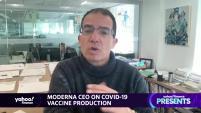 Yahoo Finance Presents: Moderna CEO Stéphane Bancel