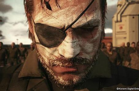 Catch the Metal Gear Solid 5 preview at the Gamescom gala