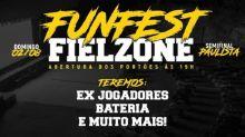 FielZone inaugura Drive-in Funfest do Timão para Corinthians x Mirassol