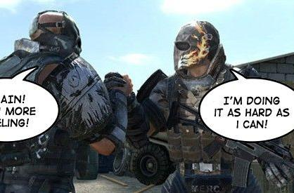 EA confesses to bad ideas in first Army of Two