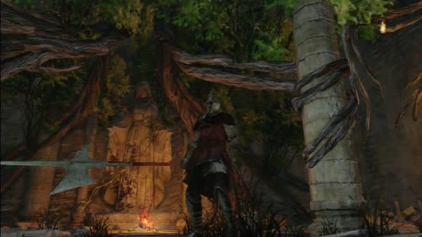Behold the ultimate Dark Souls 2 troll