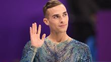 Adam Rippon co-creates figure skating comedy in development at NBC