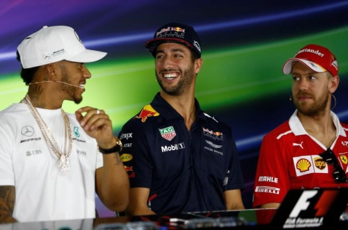 Hamilton believes the sport needs to improve its access for women - Brandon Malone/Reuters