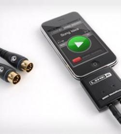 Line 6 peripheral brings MIDI and iPhone closer than you ever expected