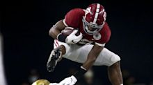 Falcons trade back, select Alabama RB in NFL.com mock draft