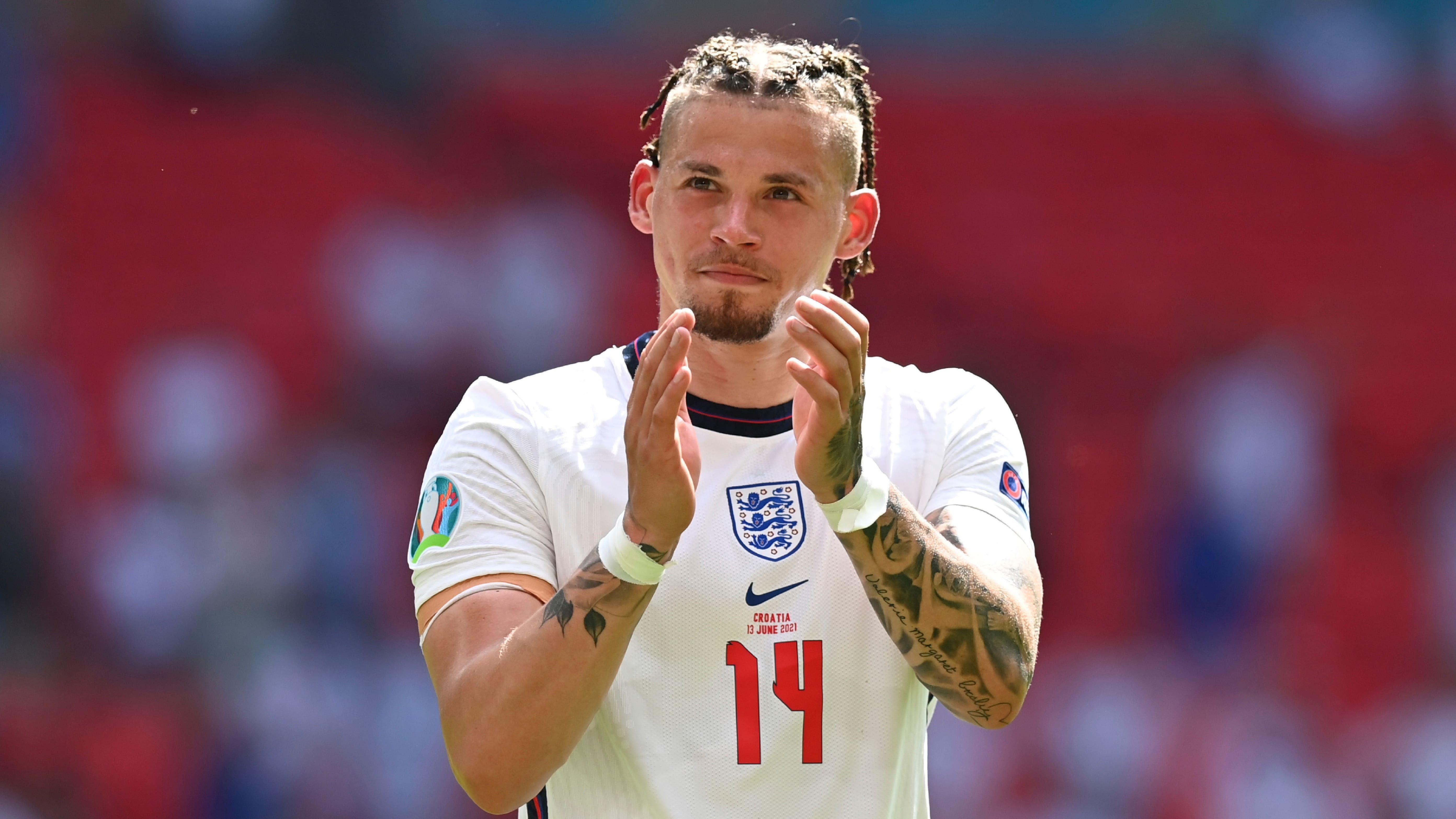 Kalvin Phillips: I turned England nerves into great performance against Croatia