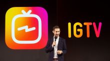 IGTV: 1 Part Snapchat, 1 Part YouTube