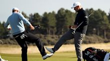 Ian Poulter in contention at Scottish Open due to 'luck of the draw'