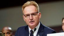 Acting U.S. Navy head tells coronavirus-hit crew that commander's action was naive or stupid