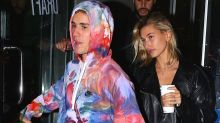 Justin Bieber and Hailey Baldwin Grab Coffee Before Heading to Airport