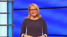 Katie Couric becomes first female 'Jeopardy!' host on International Women's Day