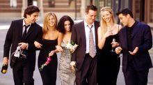 El plan original de Friends contaba con siete protagonistas