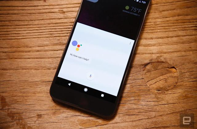 Google Assistant's latest feature is a male voice
