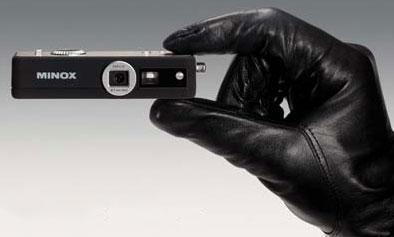 Minox nurtures the spy in all of us, dry martini not included